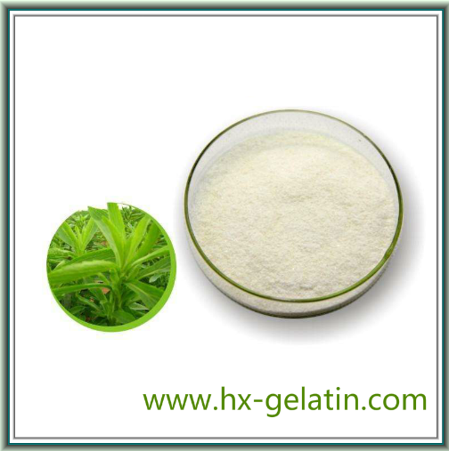 Best Quality Stevioside Natural Sugar Additive High Sweetness Low Calories Sugar
