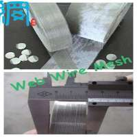 STAINLESS STEEL BATTERY CURRENT COLLECTOR WIRE MESH Manufacturer