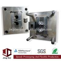 In Mold Making Plastic injection moulding