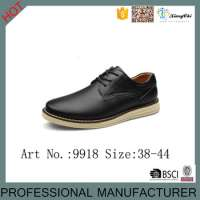 Leather Loafers Man Casual Shoe