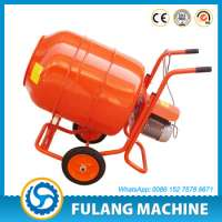 hand concrete cement drum mixer Manufacturer