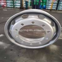 tubeless steel wheel rim truck
