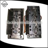 well plastic injection mould component