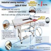 Industrial Sewing machine Table and Stand  Manufacturer