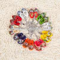 Crafts Hanging keyrings wooden shoe keyrings Manufacturer