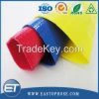 Different BlueRedYellowWhite PVC Lay flat Hose Manufacturer