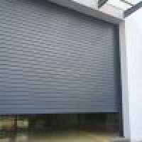 windproof wind resistant big size aluminum roller shutter door Manufacturer