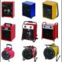 electrial Industrial fan heater Manufacturer