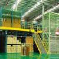 Mezzanine floor storage racking Manufacturer