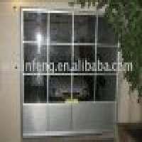 sectional garage doorglass tansparent door Manufacturer