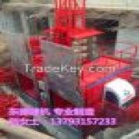 2000kg certificated sc200200 construction hoist Manufacturer