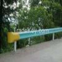 Dipped Galvanized Highway Guardrail zinc coating Manufacturer