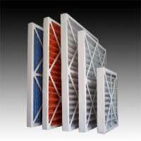 Pleated Panel Filter Manufacturer