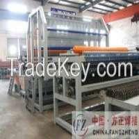 Reinforcing Steel Mesh Welding Equipment Manufacturer