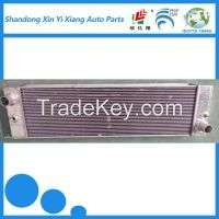 full aluminum truck radiator Construction Machinery  Manufacturer