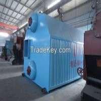 Double Drum ChainGrate CoalFired Steam Boiler Manufacturer