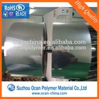 Thermoforming Plastic Package Clear PET Film Rolls Seafood Tray Manufacturer