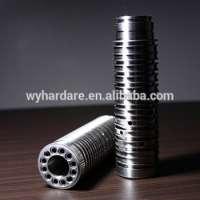 plastic injection moulding machine spare parts screw barrel injection molding machine screw barrel