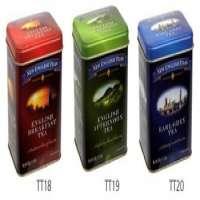 Loose Leaf Tea Tins 12 x 100g Manufacturer