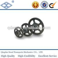 industrial iron conveyor roller chain sprocket Manufacturer