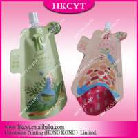 packaging bag screw cap plastic bag fruit juicemilkjellybeverage Manufacturer