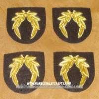 Blazer Pocket Badges