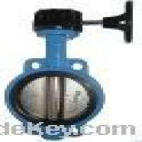 Flange turbine butterfly valve Manufacturer