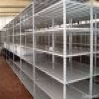 Slotted Angle Shelving Manufacturer
