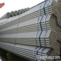 BS1139 BS1387 GALVANIZED SCAFFOLDING STEEL PIPETUBE Manufacturer