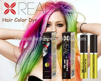 Famous Hair Solor Real Plus Henna Hair Temporary Dye From Kunming