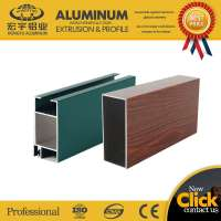 Wood Aluminium Profile Manufacturer