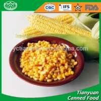 sweet canned corn  Manufacturer