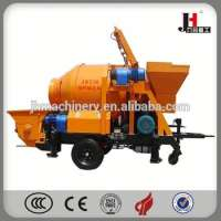 Mini Diesel Mixer Concrete Pump Manufacturer