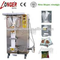 Automatic Milk Filling and Packaging Machine|Liquid Oil Filling Machine|Liquid Sachet Packing Machine Manufacturer