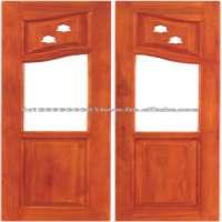 Shree salasar balaji teak forest pvt ltd solid teak wood panel teak walnut sapeli wooden pooja door altavistaventures Gallery