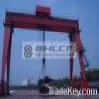 Box Type Double Girder Gantry Crane Manufacturer