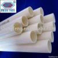 pvc pipe pvc conduit water sullpy Manufacturer