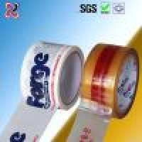 BOPP Transparent Tape and Printed Packing TapeSGS ISO9001 Manufacturer