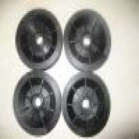 Nylon Plastic Wheels Manufacturer