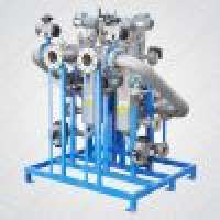 DFM Series Mechanical Internal Scraping Self cleaning Filters Manufacturer