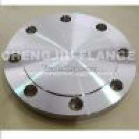 BS standard RAISED FACE stainless steel BLIND FLANGE Manufacturer