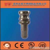 "12""6"" Gas Flexible Pipe Coupling Type E Manufacturer"