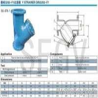 DIN3202F1 Y STRAINER Manufacturer