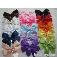 Stain Ribbon Bow