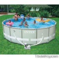 Intex Ultra Frame Metal Pool 16x48
