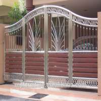 stainless steel main gate Manufacturer
