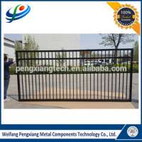 Aluminum Automatic Sliding Gate Manufacturer
