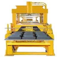 Indian concrete hollow block making machine