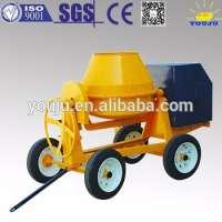 Construction Machine Cement Concrete mixer