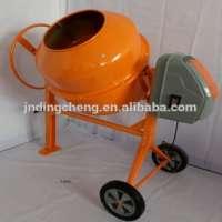 auto mini concrete mixer